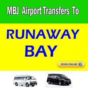 airport transfers to runaway bay